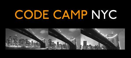 Code Camp New York CIty!